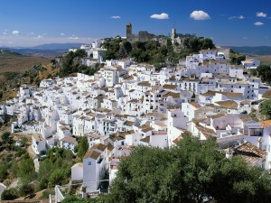White Villages Andalucia
