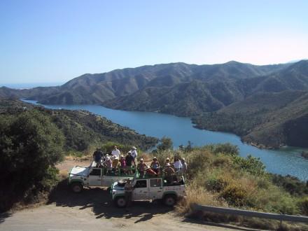 Natural Park Tour