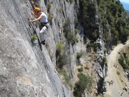 climbing marbella