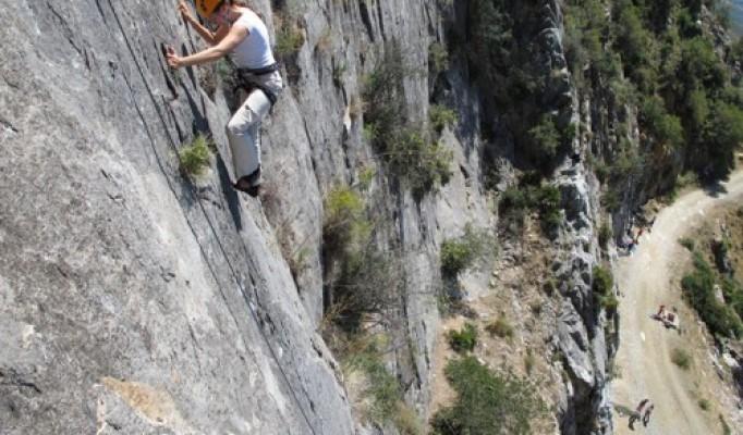 climbing costa del sol