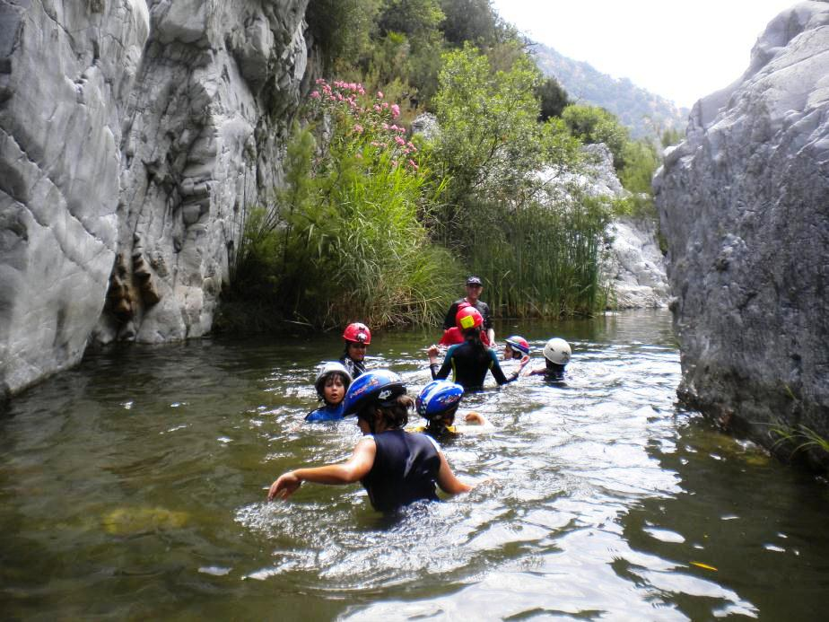 aquatic hiking costa del sol