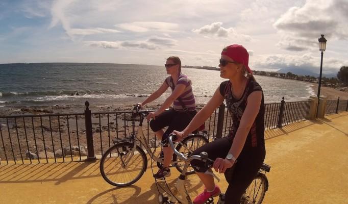 Marbella Promenade Bike Tour