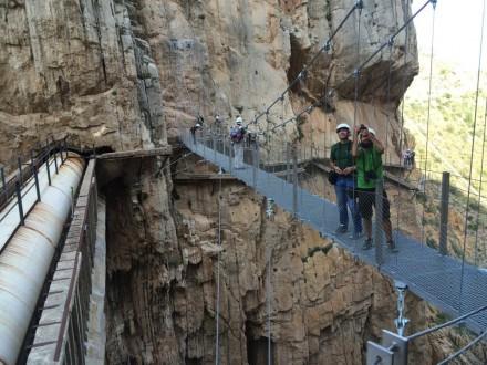 Caminito del Rey El Chorro Gorge Tour
