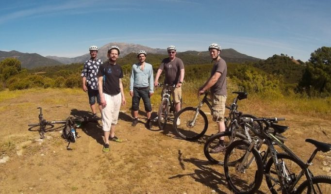 Sierra de las Nieves Bike Tour