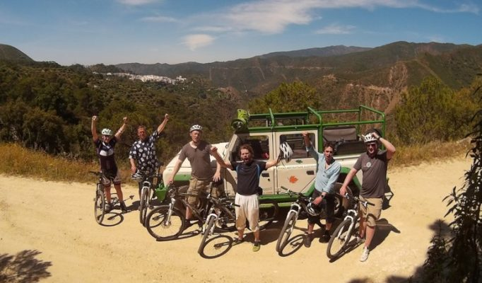 Mountain Bike Sierra de las Nieves