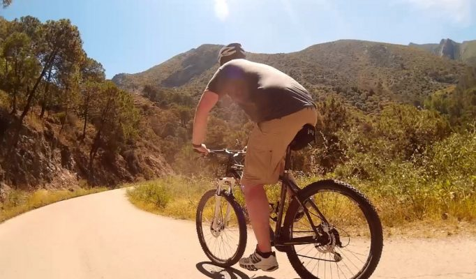 Mountain Bike Tour Marbella