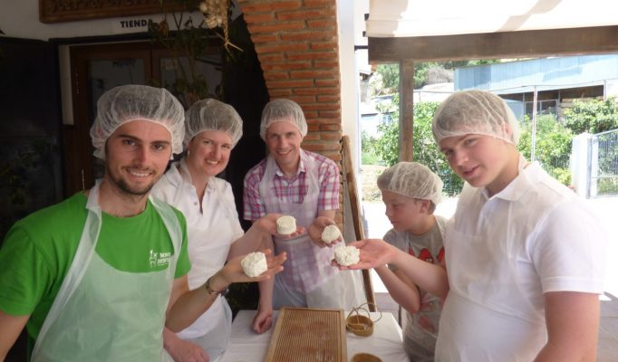 Casares Cheese Tour