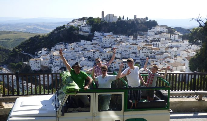 White Village Tour Casares