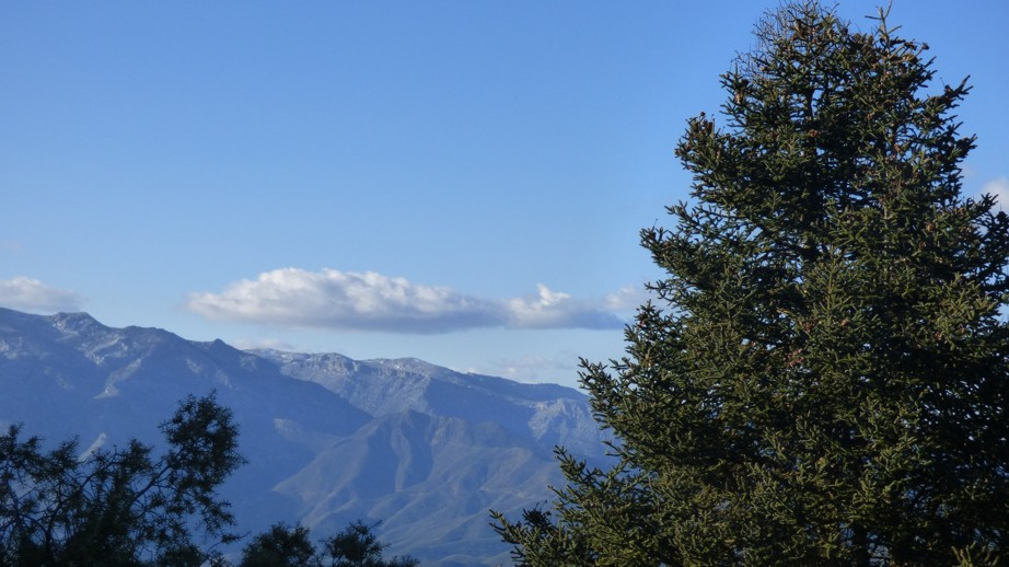 Hiking El Pozuelo